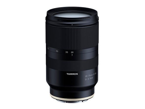 首枚副厂变焦FE自动镜头28-75mm F2.8 Di III RXD宣布开发