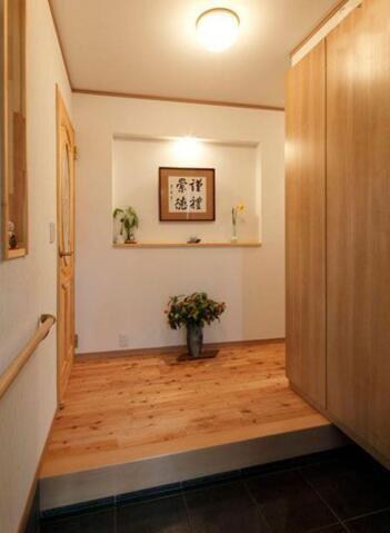 为何日本人家里玄关喜欢装下沉式的?原来有这等好处!