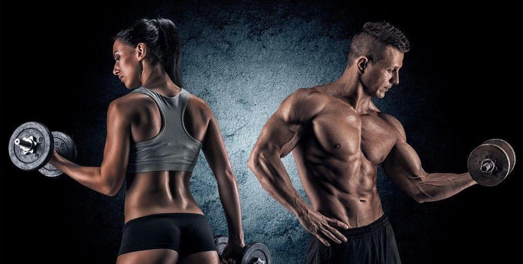 """健身还真是一件""""男女有别""""的事儿"""