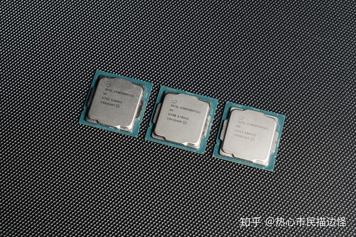 曾经的 i7,现在的 i3,Intel 第十代 i3 处理器横向评测