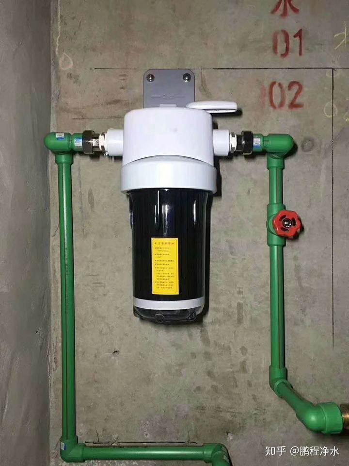深聊净水器选购套路及如何正确选择全屋过滤的净水方案!-鹏程净水