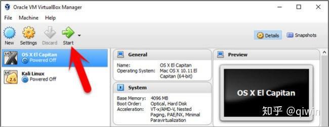 vm virtualbox mac os x install