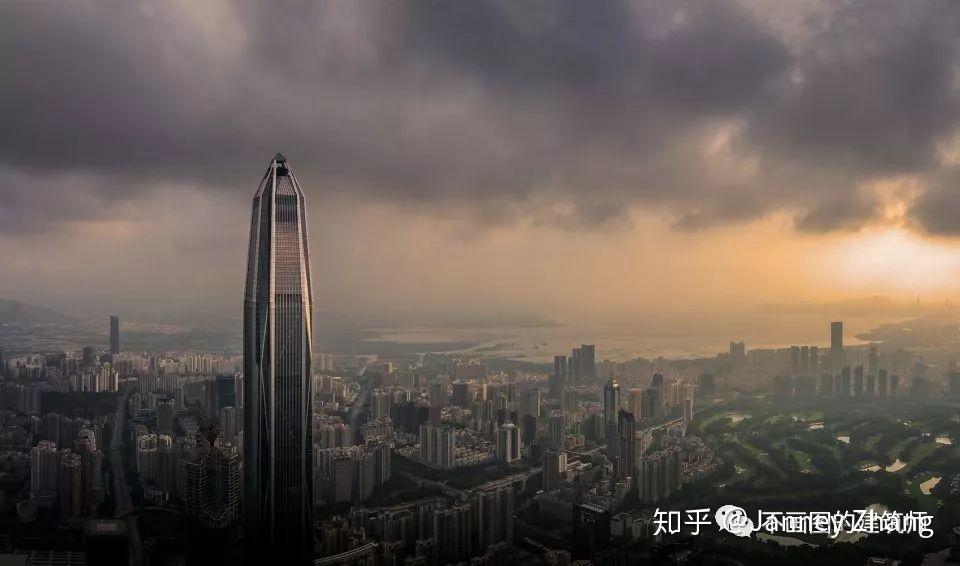 深圳未来高楼规划_改革开放40年,盘点深圳历史上最重要的10栋超高层 - 知乎