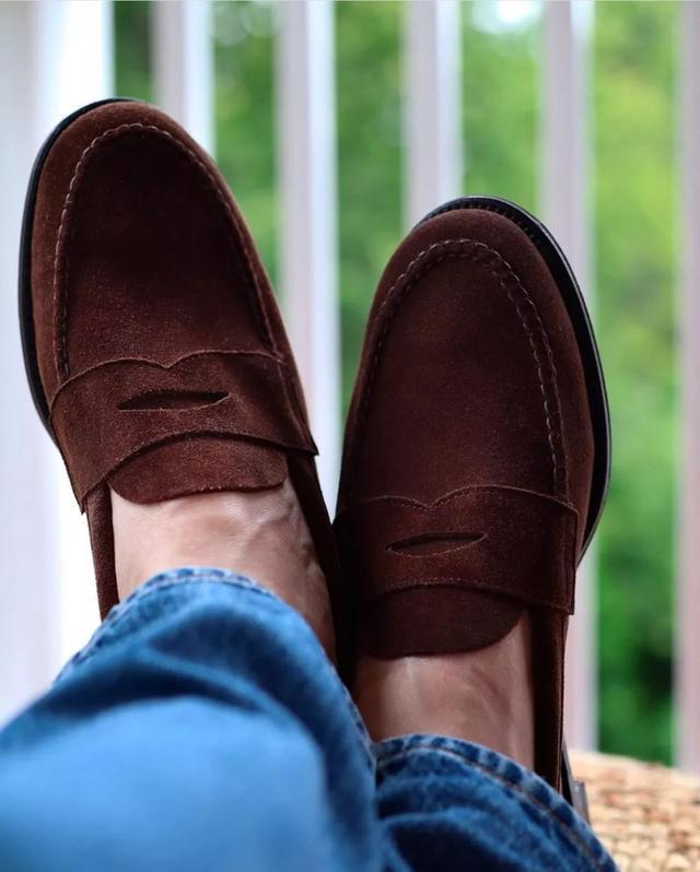 男士流苏鞋搭配_男士夏日必备潮鞋,乐福鞋必须有姓名,时髦舒适又时尚! - 知乎