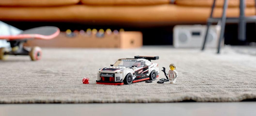 """LEGO 76986 """"东瀛战神""""Nissan GT-R NISMO"""