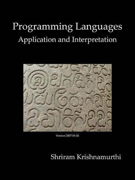 Programming Languages: Application and Interpretation【译8】