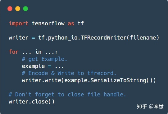Tensorflow从零单排(1)——从数据谈起- 知乎