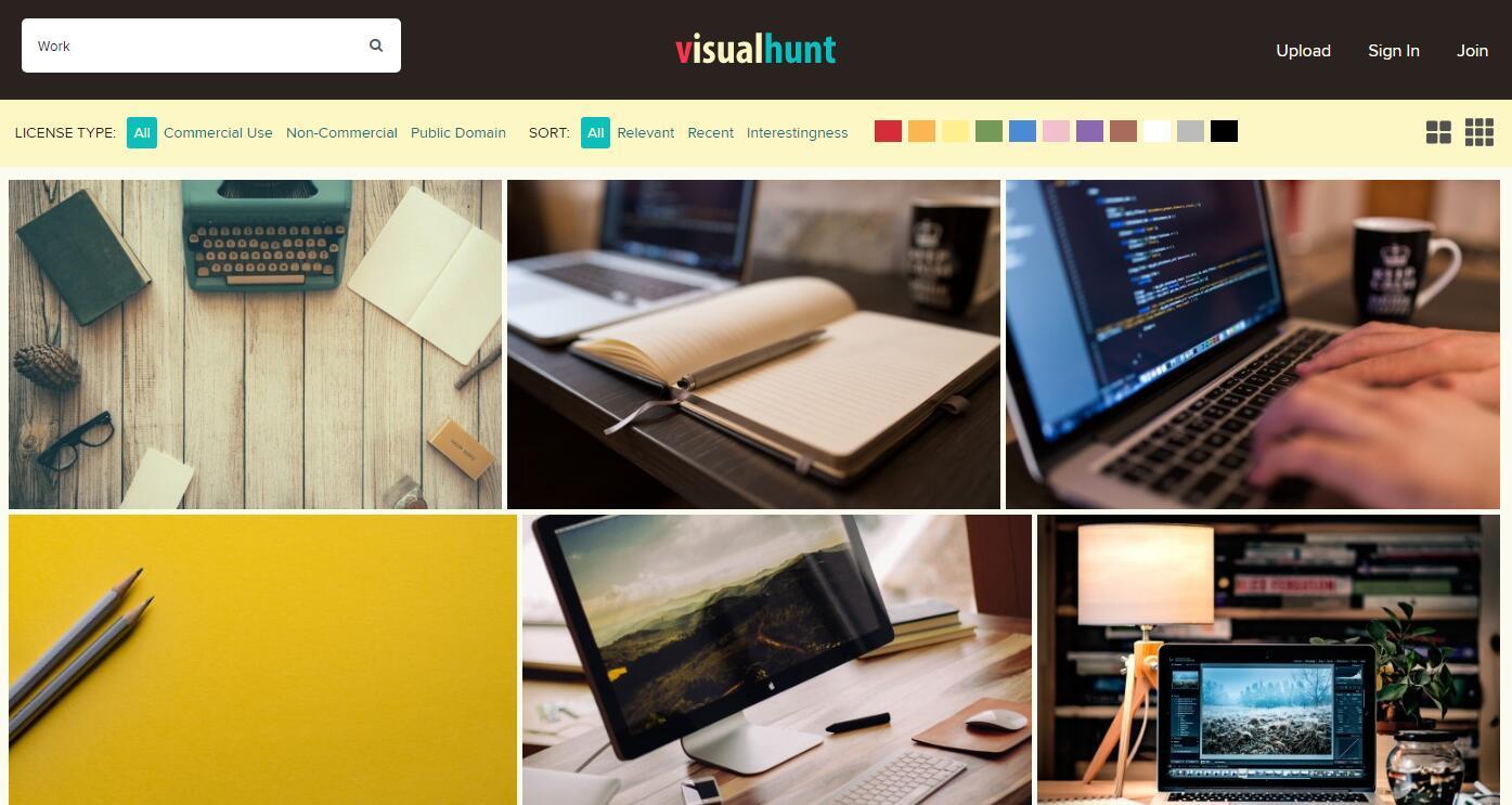 网站有哪些:设计师找图片素材,有哪些较好的网站可推荐?-U9SEO