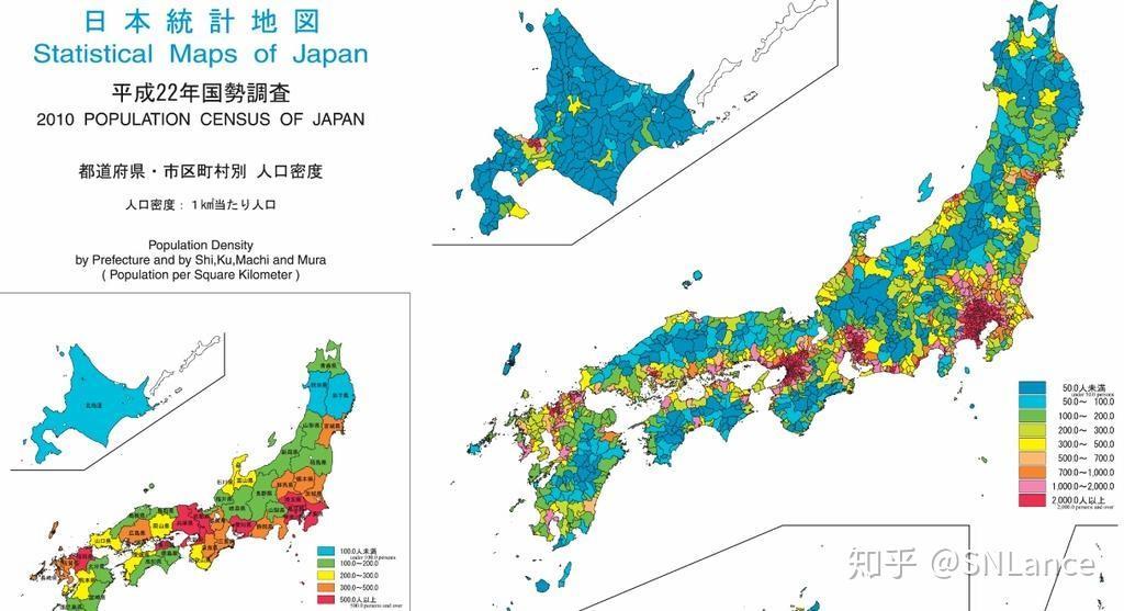 日本城市人口_那些没你努力的有钱人,他们只做对了一件事