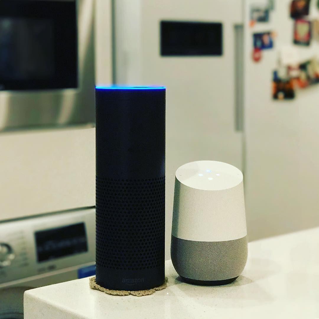Google Home 或 Amazon Echo 值得买吗?