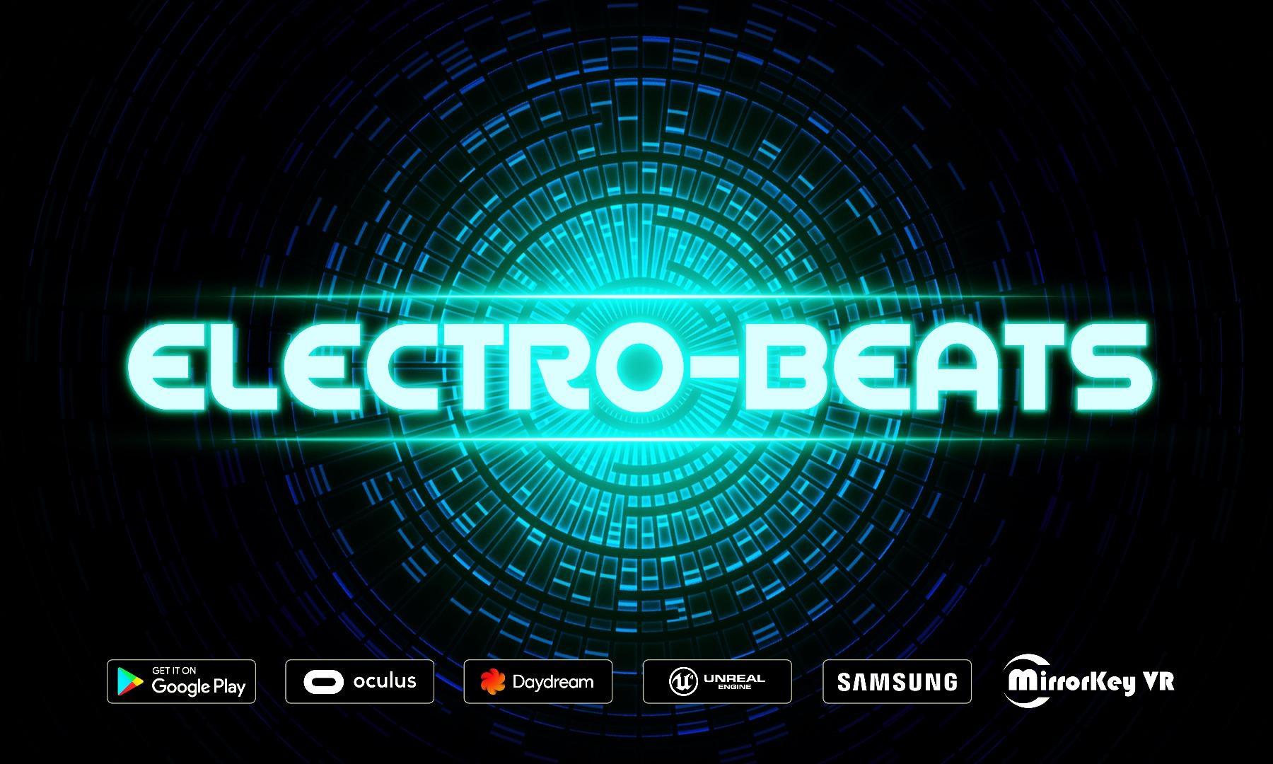 Electro-Beats测试版本试玩-MirrorKeyVR