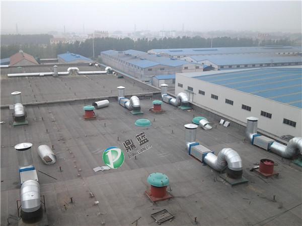 废气处理技术的优缺点