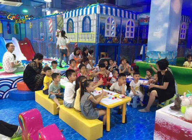 运城儿童乐园厂商 加盟资讯 游乐设备第1张