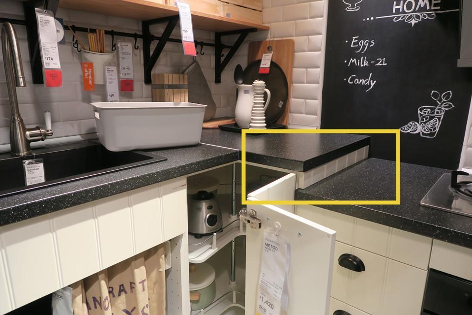 宜家厨房样板间里的10个套路 ∣ 装修手册