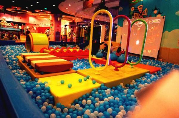 开一家300平米的室内儿童游乐场需投资哪些费用? 加盟资讯 游乐设备第3张