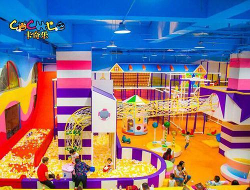 天水儿童乐园滑梯厂家 加盟资讯 游乐设备第4张