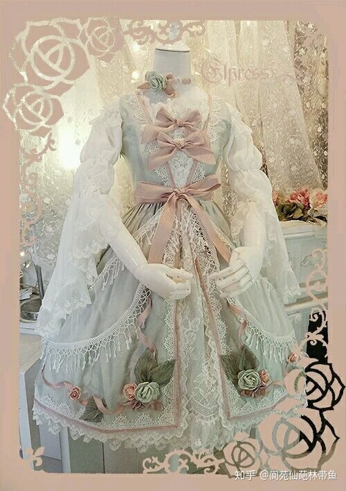 elpress家_最受Lo娘宠爱的Lolita小裙子长啥样? - 知乎